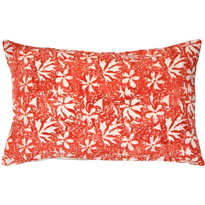 Sugar Valley Floral Throw Pillow 13x20