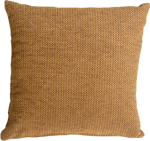 Arizona Chenille 20x20 Camel Throw Pillow