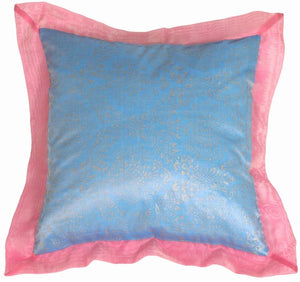 Bohemian Blue Pillow