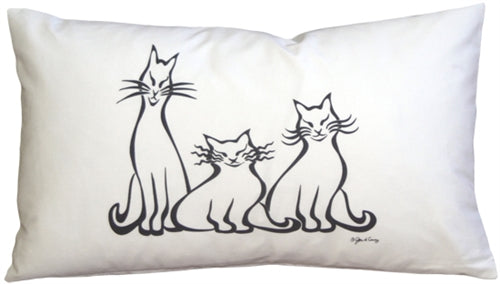 Aristocats 12x19 Throw Pillow