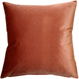 Corona Rose Blush Velvet Pillow 19x19