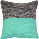 Hygge Espen Denim Blue Knit Pillow
