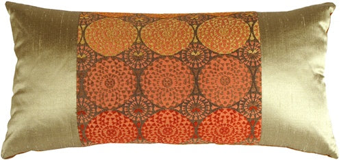 Nirvana Sun Decorative Pillow (NO TASSELS)