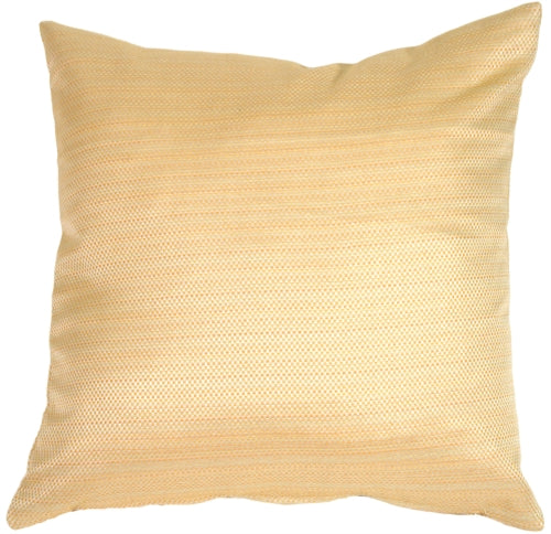 Textures in Rich Cream Accent Pillow