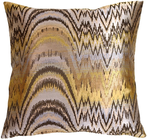 Alchemy Gold Square Decorative Toss Pillow