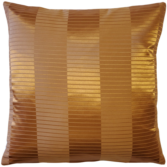 Pinctada Pearl Copper Throw Pillow 19x19