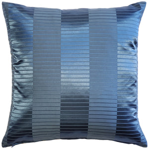 Pinctada Pearl Sea Blue Throw Pillow 19x19