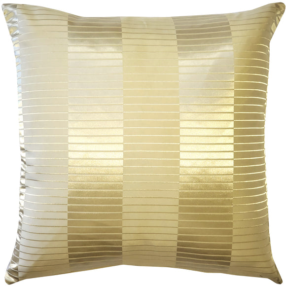 Pinctada Pearl Champagne Throw Pillow 19x19
