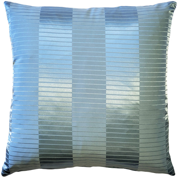 Pinctada Pearl Ice Blue Throw Pillow19x19