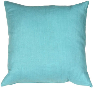 Tuscany Linen Throw Pillow
