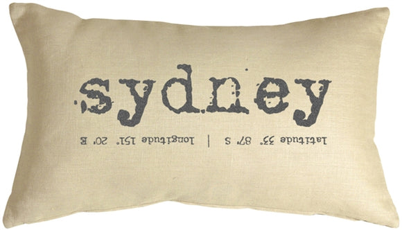 Sydney Coordinates 12x20 Throw Pillow