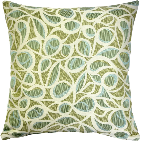 Outdura Jamaica Seamist Throw Pillow 19x19