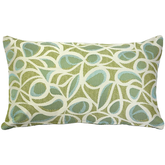 Outdura Jamaica Seamist Throw Pillow 12x20