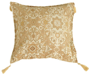 Flower Kaleidoscope Pillow