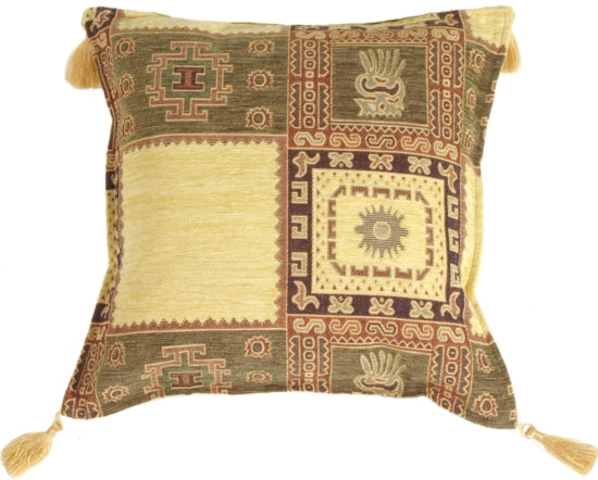 Block Prints Pillow