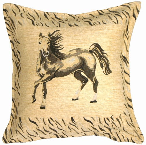 Stallion Pillow