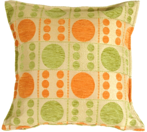 Zesty Circles Pillow