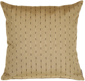 Sunbrella Renata Hemp 20x20 Outdoor Pillow
