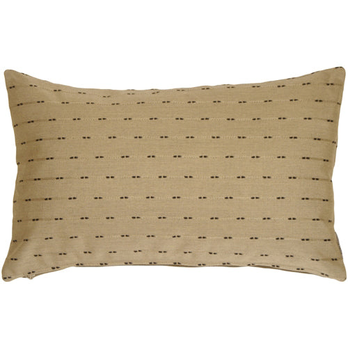 Sunbrella Renata Hemp 12x20 Outdoor Pillow