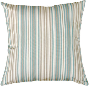 Sunbrella Gavin Mist  20x20 Outdoor Pillow