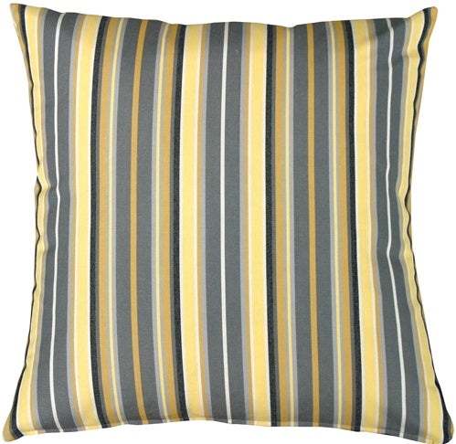 Sunbrella Foster Metallic 20x20 Outdoor Pillow