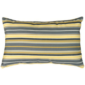 Sunbrella Foster Metallic 12x20 Outdoor Pillow