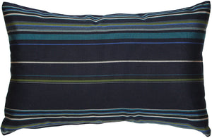 Sunbrella Stanton Lagoon 12x20 Outdoor Pillow