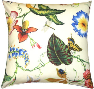 Summer Dream 20x20 Outdoor Throw Pillow