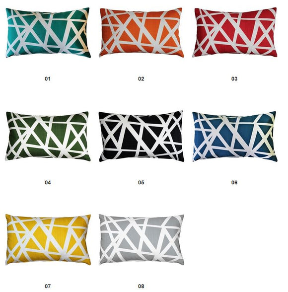 Bird's Nest 12X20 Lumbar Indoor / Outdoor Pillow