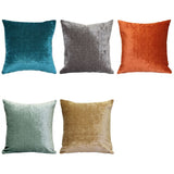 Venetian Velvet Throw Pillow 17x17