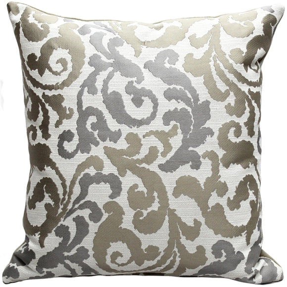 Santa Maria Dawn Throw Pillow 21x21