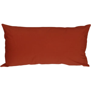 Caravan Cotton Lumbar Throw Pillow