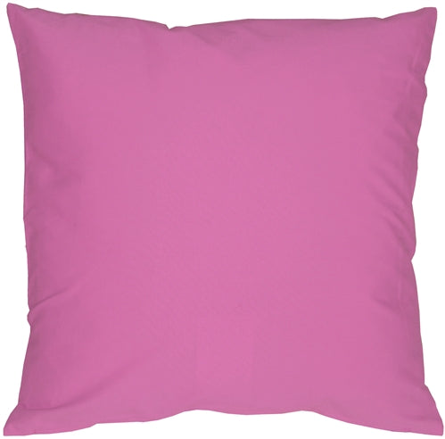 Caravan Cotton Violet 18x18 Throw Pillow