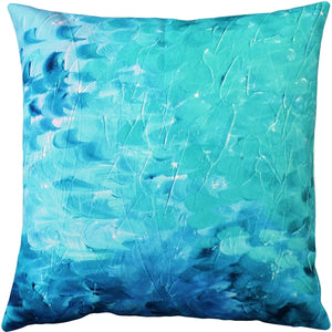 Reflecting Pool Throw Pillow 20x20