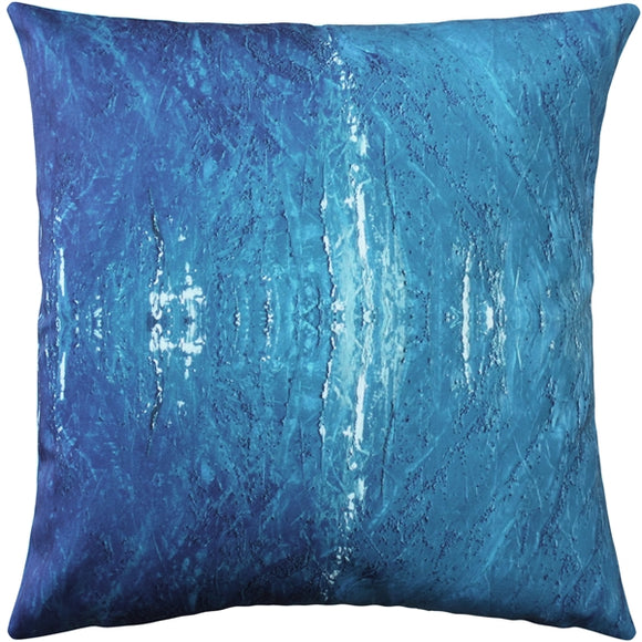Waterwall Throw Pillow 20x20