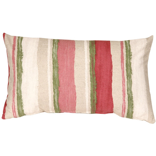 Albany Stripes 12x20 Throw Pillow