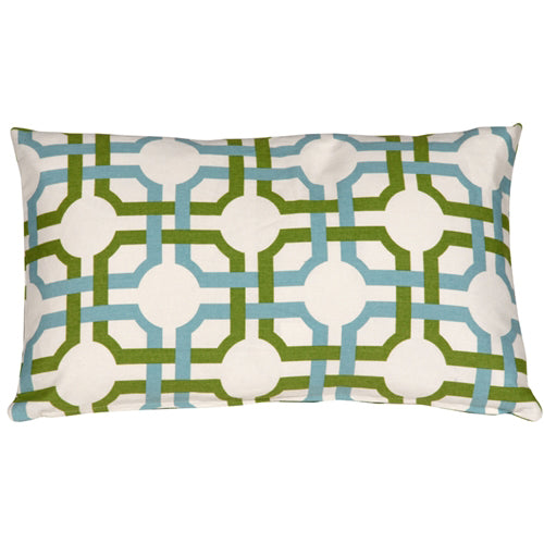 Waverly Groovy Grille Confetti 12x20 Throw Pillow