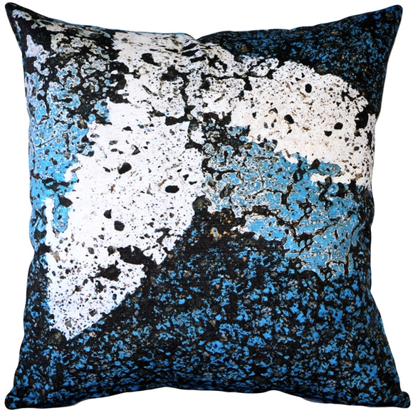 Adriatic Sea Throw Pillow 19x19