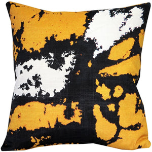 Metropolis New York Throw Pillow 19x19