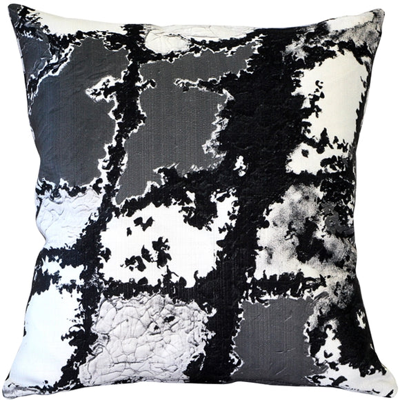 Slate Steps Throw Pillow 19x19