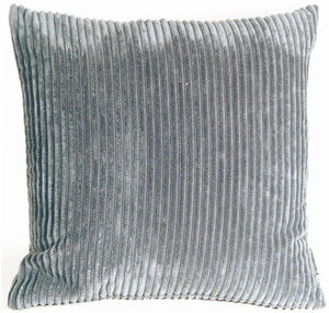 Wide Wale Corduroy Throw Pillow