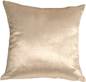 Milano 20x20 Cream  Decorative Pillow