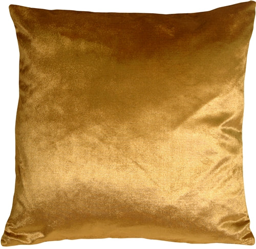 Milano 16x16 Gold Decorative Pillow