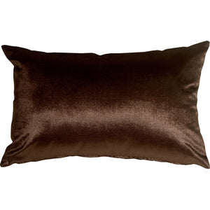 Milano 12x20 Brown Decorative Pillow