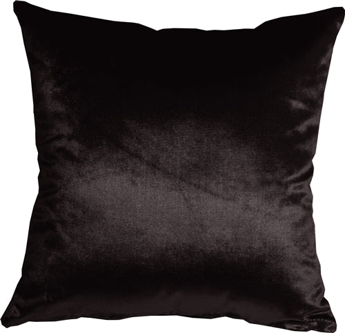 Milano 20x20 Black Decorative Pillow