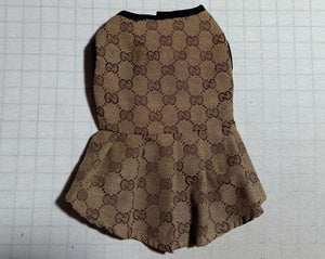 Gucci Cutesy Rich Girl Summer Dress