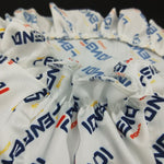 Fendi White Drip Skirts (LIMITED EDITION)
