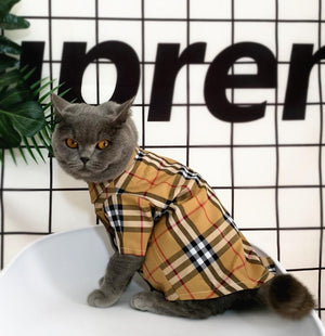 Burberry Bad & Boujee Button Up 2019