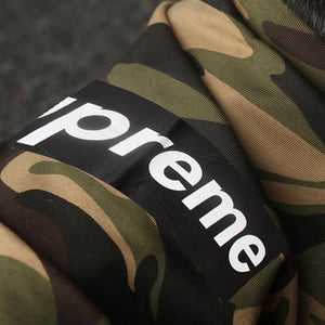 Supreme Summa Summa Time Camo Shirt
