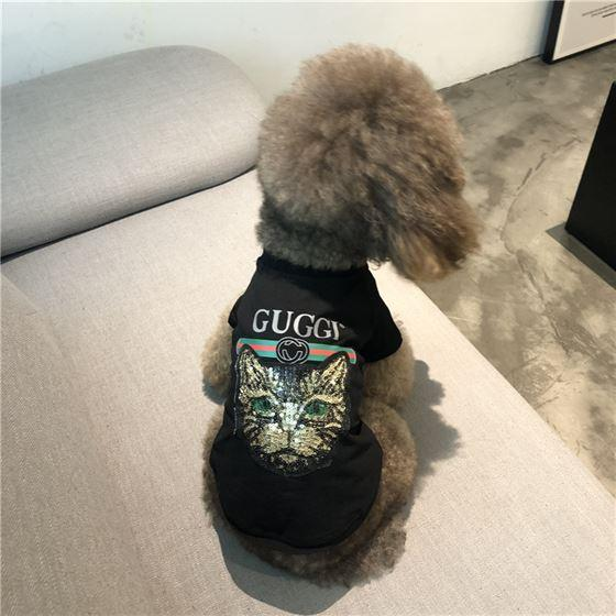 Pucci 3D Glitter Cat Drippy Shirt (HOT ITEM!!!)